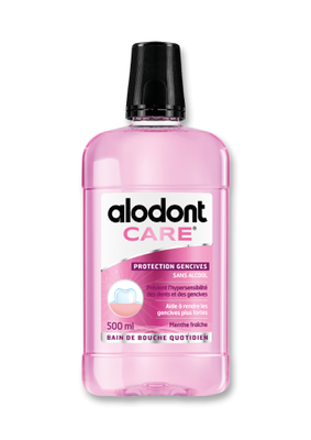 Image Alodont CARE Protection gencives Bain de bouche 500 mL